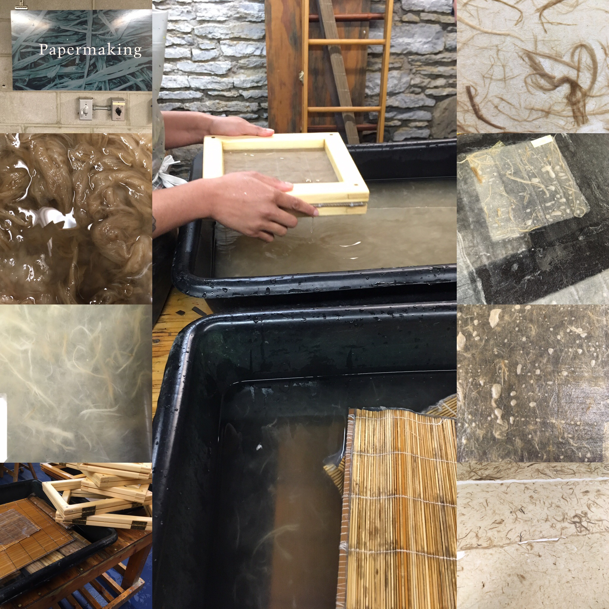 papermaking class