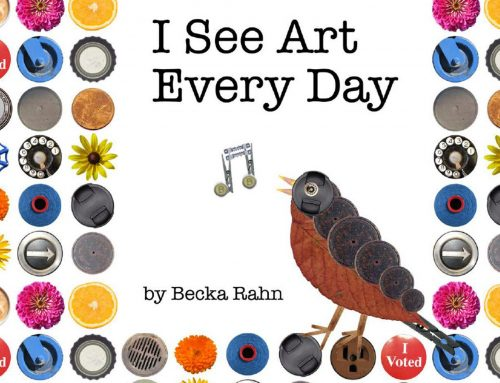 I See Art Everyday Book